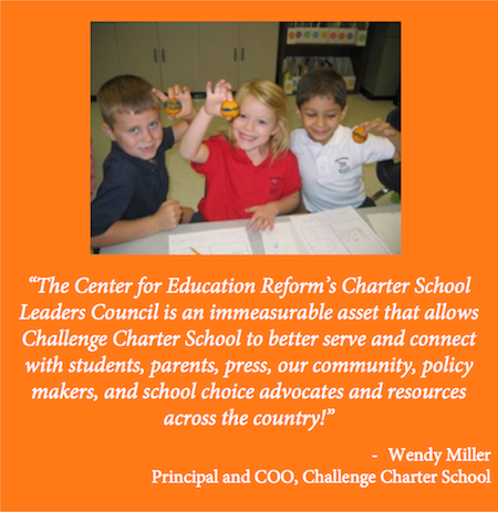 Challenge Charter School Students